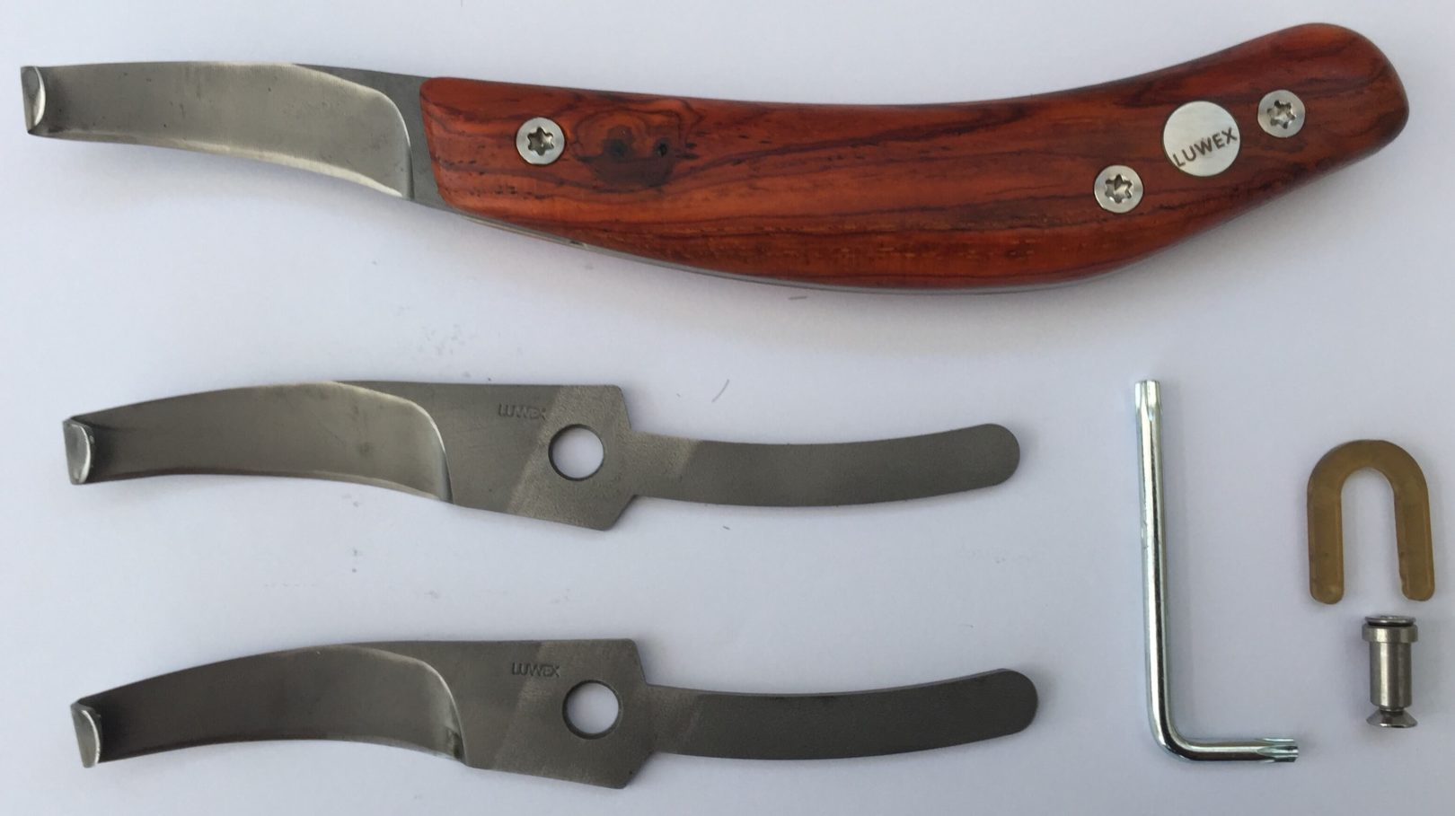 Luwex Rocket Hoof Knife