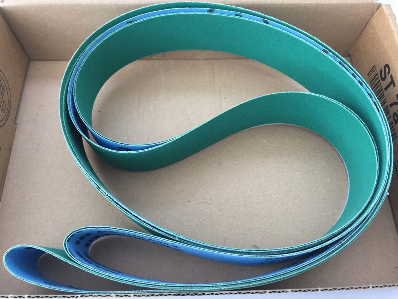 Sanding Belts for Luwex Knife Sharpener